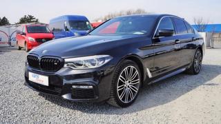 BMW Řada 5 530d XD/ M-paket/ Harman/masáže/ČR sedan