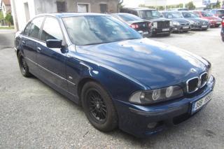 BMW Řada 5 530d M Paket,manuál sedan