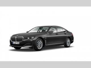 BMW Řada 7 745e Sedan sedan hybridní - benzin