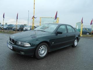 BMW Řada 1 2.0 110 kW Serviska Digiklima sedan