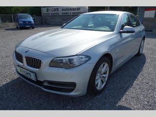 BMW Řada 5 2.0 d sedan nafta