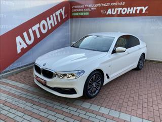 BMW Řada 5 3,0 540i xDrive, ČR, 1. Maj sedan benzin