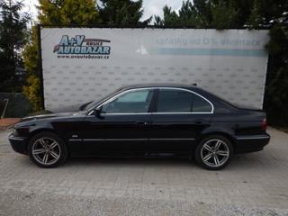 BMW Řada 5 2.9 TD Automat sedan nafta