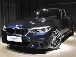BMW Řada 5 3,0 530xd M-paket Kamera Bezklíč sedan nafta