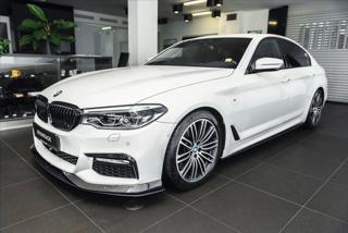 BMW Řada 5 3,0 40i xDrive M Sport/AC Schnitzer/LED/360°/ACC  IHNED sedan benzin