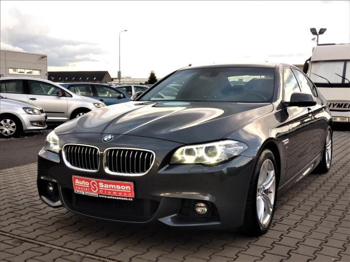 BMW Řada 5 3,0 xDrive *M-PAKET*190 kW* A/T* sedan nafta