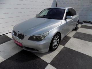 BMW Řada 5 3.0 d Automat sedan nafta