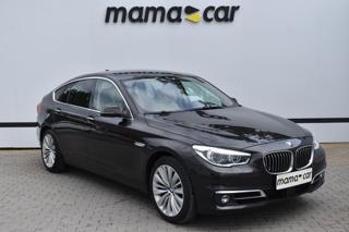 BMW Řada 5 535d GT xDrive 230kW ČR sedan