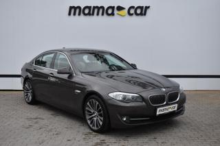 BMW Řada 5 530d xDrive 190KW ČR SERV. KN sedan