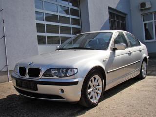BMW Řada 3 320D tempomat sedan
