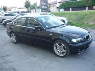 BMW Řada 3 320i.6v.125kw.S.kn.Ex.stav sedan
