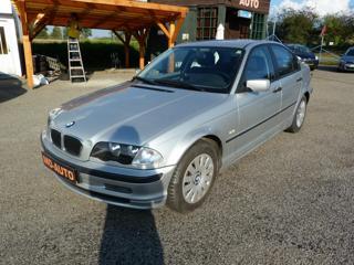 BMW Řada 3 316 I sedan