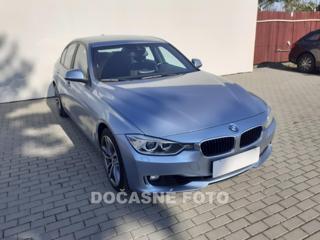 BMW Řada 3 3.0 D, ČR sedan nafta
