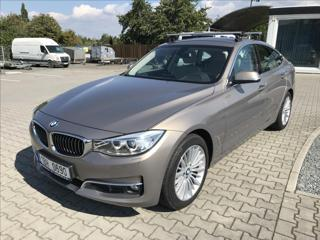 BMW Řada 3 2,0 320D GT XDRIVE,ČR,SERVIS sedan nafta