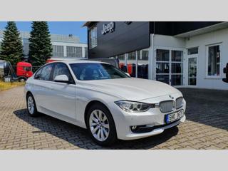 BMW Řada 3 2.0 d xDrive Line sedan nafta