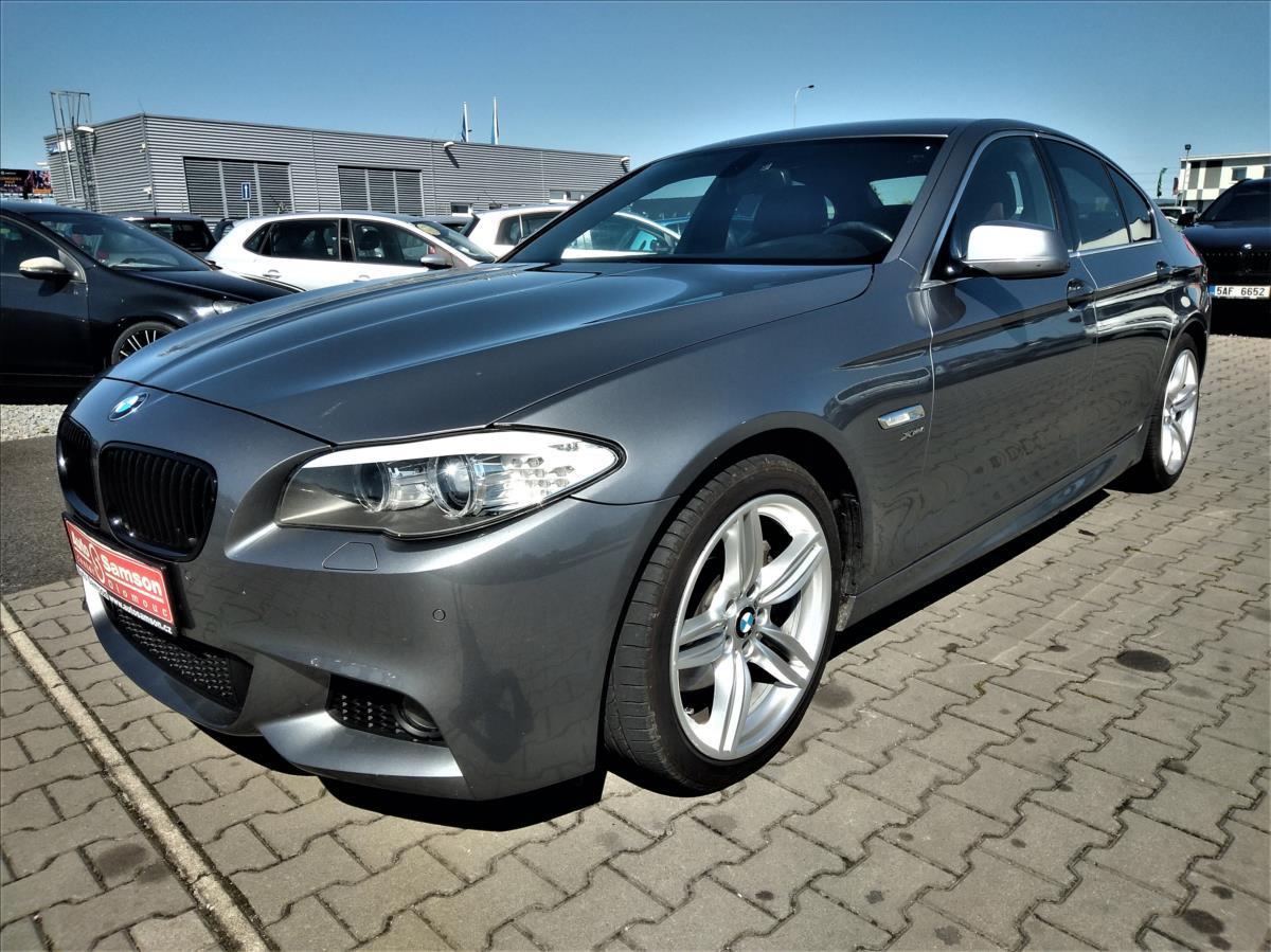 BMW Řada 5 3,0 xDRIVE 190kW M-PACKET sedan nafta