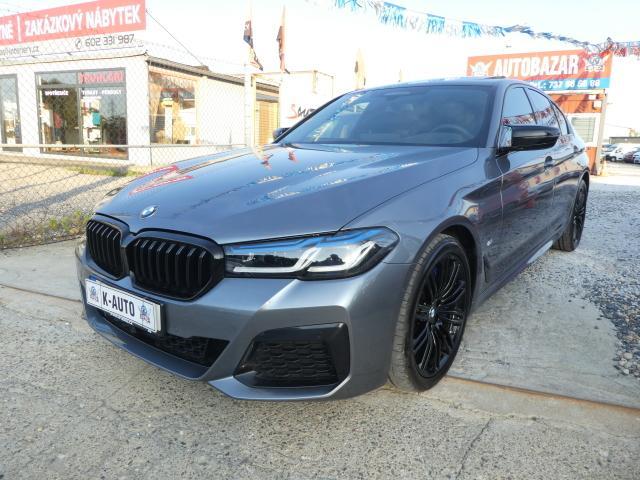 BMW Řada 5 530xd 210kW*M*Laser*Facelift* sedan nafta