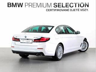 BMW Řada 5 520d xDrive sedan nafta - 2