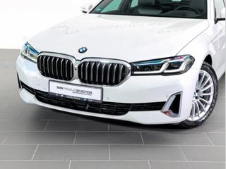 BMW Řada 5 520d xDrive sedan nafta - 7