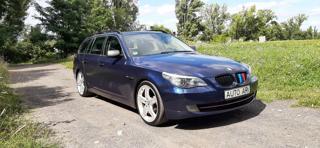 BMW Řada 5 3.0D 145KW FAC. WEBASTO PANORAMA.NA sedan
