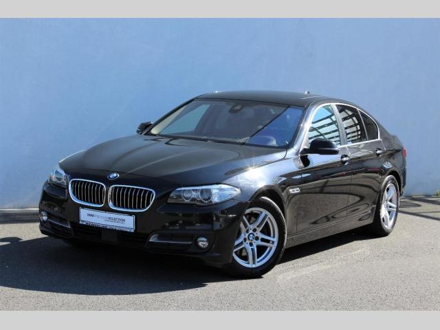 BMW Řada 5 520d Sedan sedan nafta