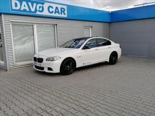 BMW Řada 5 3,0 530d xDrive M-Paket CZ sedan nafta