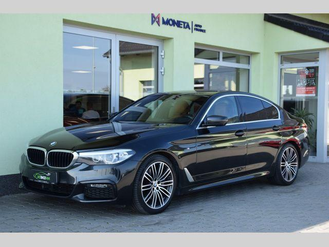 BMW Řada 5 530xD*M-SPORT*ACC*K360* sedan nafta