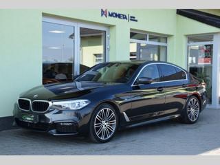 BMW Řada 5 3.0 Sport sedan nafta