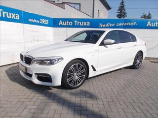 BMW Řada 5 3,0 530d xDrive M-PAKET *ČR sedan nafta