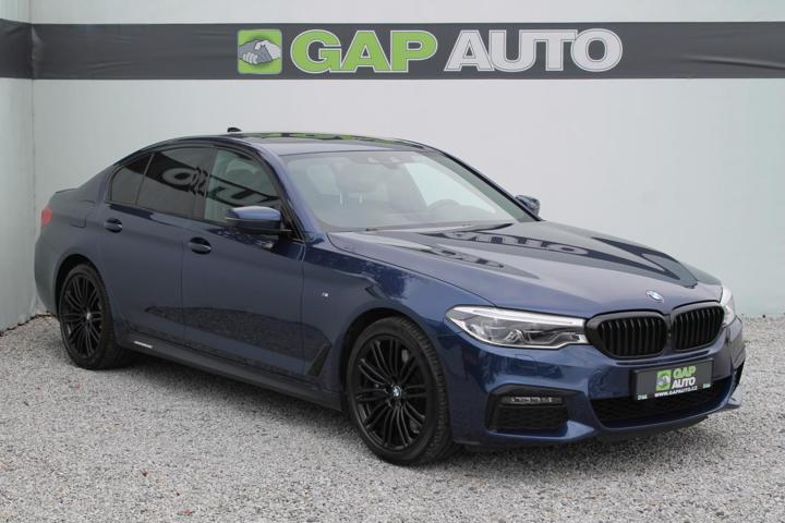 BMW Řada 5 540i xDrive,ČR,DPH,M-Paket sedan