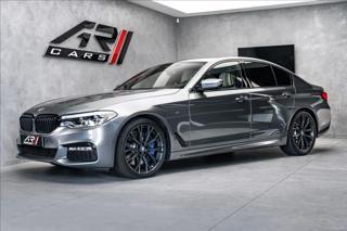 BMW Řada 5 540i xDrive, M-Performance 265kW,CZ sedan benzin