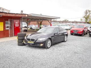 BMW Řada 5 3.0 d sedan nafta