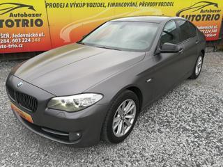 BMW Řada 5 525d  Xdrive ČR sedan