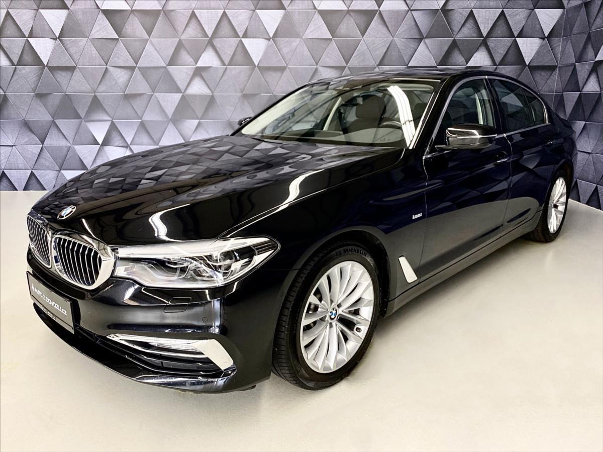 BMW Řada 5 530d xDrive LUXURY,LED,ADAPTIVE sedan nafta