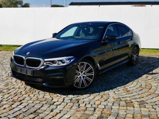 BMW Řada 5 540i xDrive Sedan sedan benzin