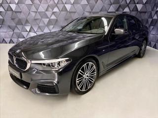 BMW Řada 5 530d xDrive M-SPORT,HIFI,LED,NEZÁVISLÉ sedan nafta
