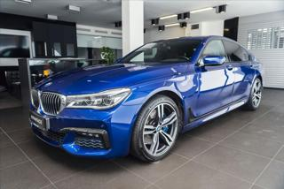 BMW Řada 7 3,0 40d xDrive M Sport/HUD/HiFi/4zóny/Merino  IHNED sedan nafta