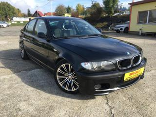 BMW Řada 3 320D 110kW/DigiKlima/Tempomat/1Maj sedan