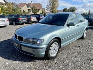 BMW Řada 3 318i 105 kW Aut, Xenon sedan