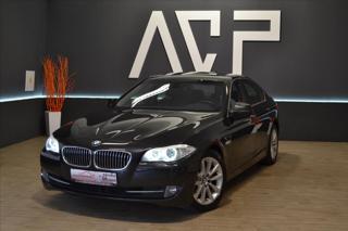 BMW Řada 5 30i*150kW*NAVI*PARK KAMERA sedan benzin
