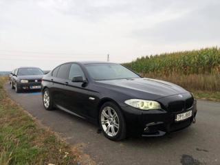 BMW Řada 5 F10 530d sedan
