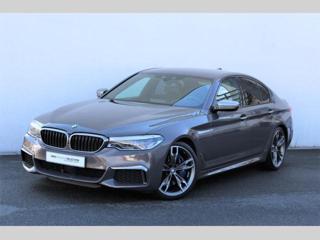 BMW Řada 5 M550i xDrive Sedan Individual sedan benzin