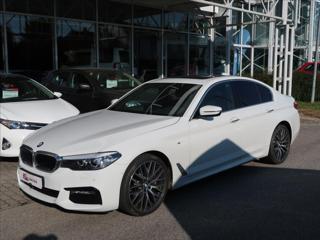 BMW Řada 5 4,0 D xDrive M-paket CZ sedan nafta