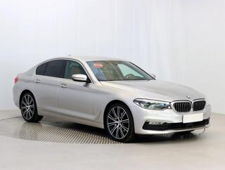 BMW Řada 5 540 i xDrive 250kW sedan benzin