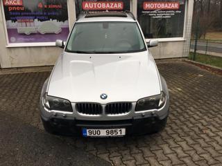 BMW X3 3,0 D