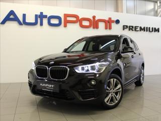 BMW X1 2,0 18d Sport Line LED NAVI kombi nafta