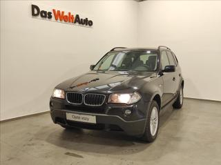 BMW X3 2,0 D kombi nafta