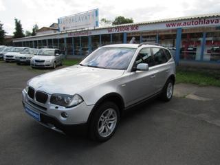 BMW X3 2.0d 4x4 110kW kombi