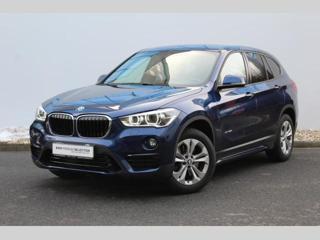 BMW X1 2.0 i xDrive MPV benzin