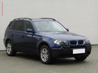 BMW X3 2.5 i SUV benzin